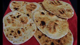 Famous traditional Afghan Bread | Afghan Naan without oven | English Subtitle| Herat mazadar recipes