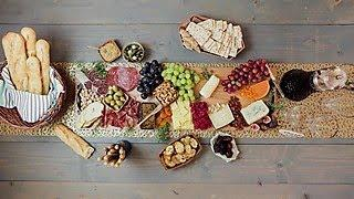 How to Make an Epic Meat and Cheese Spread - HGTV