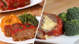 Delicious Meatloaf 4 Ways • Tasty