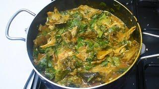 HOW TO COOK OHA SOUP | STEP BY STEP RECIPE (Nigerian Soup)
