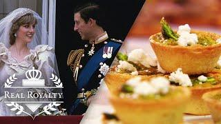 Preparing A Royal Wedding Feast | Royal Recipes | Real Royalty