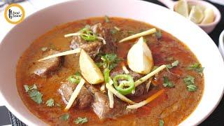 Quick and easy Special Nihari Recipe By Food Fusion (Bakra Eid Special)