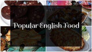 English Savoury Dishes | Popular English Food