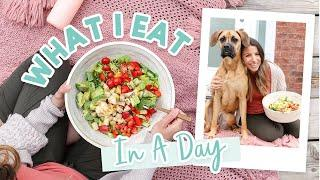 WHAT I EAT IN A DAY | Easy & Healthy Meal Ideas