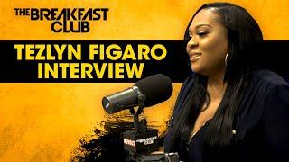 Tezlyn Figaro Discusses Donald Neely, #MentalHealthForTheHomies Initiative, Fixing Racism + More
