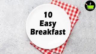 15 Minutes Instant Breakfast Recipes | Quick And Easy Breakfast Recipe | Healthy Breakfast Recipe