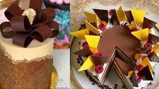 Awesome Cake Decorating Ideas for Party  Easy Chocolate Cake Recipes  Perfect Cake Decorating #75