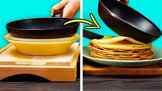 Hack Your Life: EASY COOKING TRICKS FROM PROFESSIONAL CHEFS || Kitchen Hacks And Quick Recipes