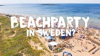 Beach Party and Food Bonanza in Sweden! (Travel Vlog)