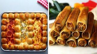 10 Cheesy Finger Food Recipes For Sharing