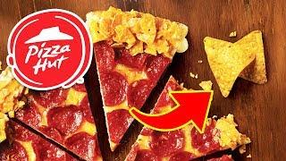 Top 10 MOST OUTRAGEOUS Fast Food Items!!! (Part 2)