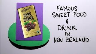 FAMOUS SWEET FOOD AND DRINK IN NEW ZEALAND