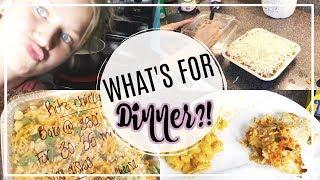What's For Dinner? | Easy Freezer Meals | Budget Friendly Dinner Ideas | The Welders Wife