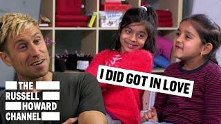 Kids Dive Into the Concept of Love | Playground Politics Compilation | The Russell Howard Channel