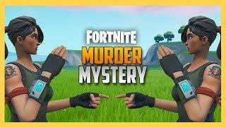 Murder Mystery in Fortnite - something STINKS!