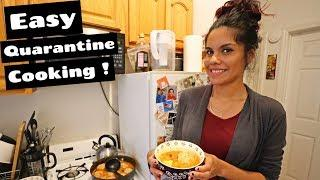 Life in NYC RIGHT NOW ? - Quarantine Cooking in a Tiny Apt !