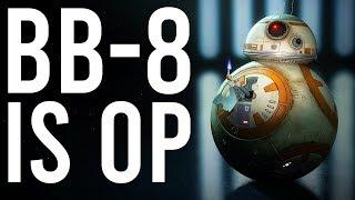 Star Wars Battlefront 2 BB-8 is OP