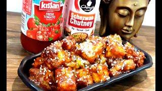PANEER 99 / Indo-Chinese Fusion Recipe/Party Snacks Recipe/Getinspiredvlogs/Indian Chilli Paneer