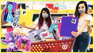 Toy Outsider The Movie Part 3 Back to School Shopping Challenge Race for School Supplies