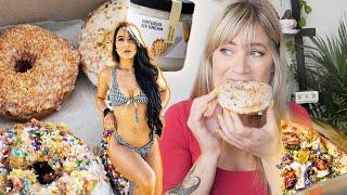 EPIC VEGAN CHEAT DAY (I ate like Stephanie Buttermore for 24 hours)