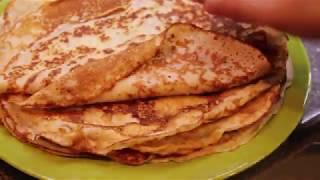 Русские блины/Russian pancakes/Crepes