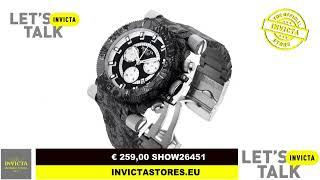 LET'S TALK INVICTA in English with CEO Wim van Buul of Invicta Watch Europe 01-10-2020