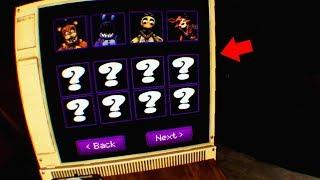 8 NEW ANIMATRONICS FOUND IN FNAF VR.. | Five Nights At Freddy's VR: Help Wanted Halloween Update