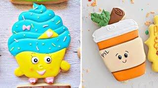 Fun and Cute Food Cookies Decorating Ideas For Occasion | Tasty Cookies Recipes