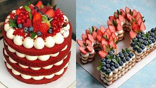 Awesome Cake Decorating Ideas for Party  Easy Chocolate Cake Recipes  Perfect Cake Decorating #28