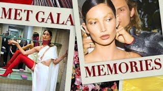 Wardrobe Malfunctions, Epic Dinner Tables, and Bathroom Parties: a Met Gala Timeline | Lily Aldridge