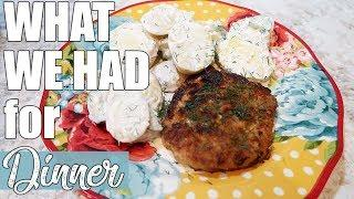 What's for Dinner | Cook With Me | A Week of Family Dinners | August 2019