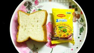 5 Minutes Evening Snacks Recipe | Crispy & Tasty Bread Snacks|Maggi Recipe| Lockdown |Instant Snacks