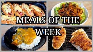 MEALS OF THE WEEK ~ FAMILY DINNER IDEAS ~ #55