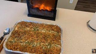 How to make Easy Delicious Green bean Casserole for the holidays