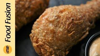 Southern Fried Chicken Recipe By Food Fusion
