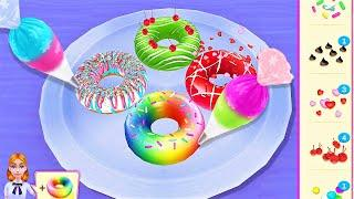 Fun Cake 3d Making Game: Sweet Bakery Shop, Desserts, Cakes Design & Dress up Game For girls