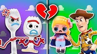WOODY'S DAUGHTER FALLS in LOVE with FORKY'S SON!