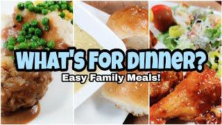 What's For Dinner? | Easy and Budget Friendly Meals
