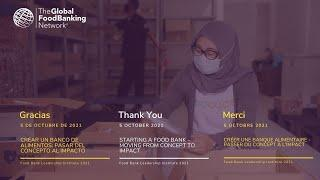 Starting a Food Bank – Moving from Concept to Impact - English