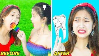 FUNNY FOOD PRANKS FOR FRIENDS AND FAMILY || Cool DIY Pranks And Food Tricks by TickTock Studio