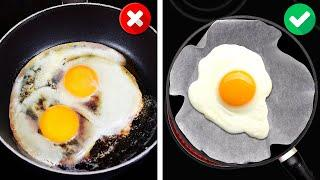 EPIC EGG RECIPES RETURN! || 35 Fast And Delicious Egg Tricks