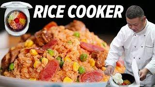 Tasty Rice Cooker Recipes that are Awesome • Taste The Chinese Recipes Show