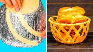 MOUTH-WATERING PASTRY HACKS FOR YUMMY DINNER || Kitchen Tips by 5-Minute Recipes!