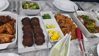 My Eid-ul-Adha Dinner Table 2021 || What have I made this Eid || What to cook on Eid || Dinner Party