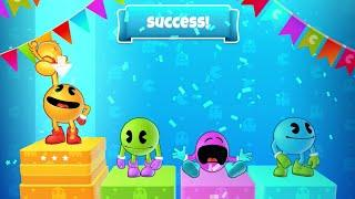 Pac-Man Party Royale - Leader of the Pac (iOS Gameplay)