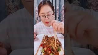 Seafood mukbang ASMR | Chinese Food ASMR | ASMR  Show Eating by #VshareKH  #058