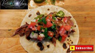 Carne Asada and Mexican Street Tacos Recipe for Cinco de Mayo - Traeger Pellet Grill Smoker