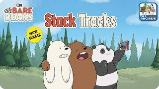 We Bare Bears: Stack Tracks - Lay the Tracks Down ASAP! (CN Games)