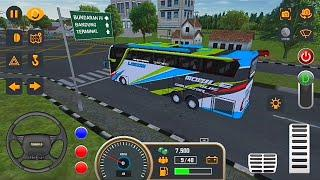 Mobile Bus Simulator 2018 - First  Bus Transporter--Bus Driving | Android Gameplay #1