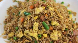 Easiest Egg Fried Rice (Easy Cooking For Stay-At-Home Orders)